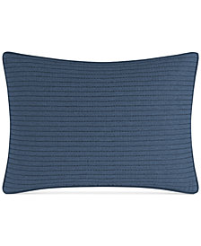 "Nautica Lockridge 14"" X 20"" Quilted Decorative Pillow"