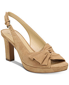 Naturalizer Fawn Slingback Sandals