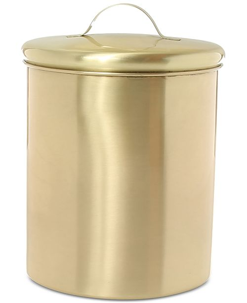 Thirstystone Medium Brushed Gold Canister