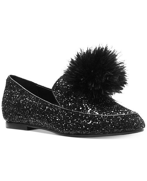 fe1a7cbeb86 Michael Kors Fara Loafer Flats   Reviews - Flats - Shoes - Macy s