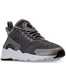 Nike Women's Air Huarache Run Ultra SE Running Sneakers from Finish Line