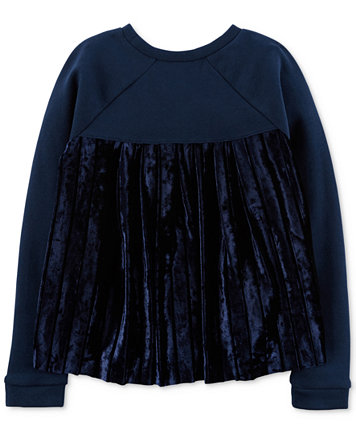 Pleated Sweater, Toddler Girls (2T-4T)