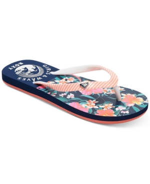 Roxy Floral Flip-Flop...