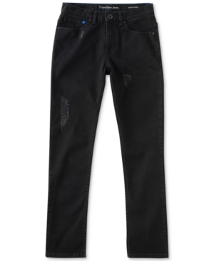 Calvin Klein Skinny Stretch Jeans Big Boys (820)
