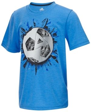 adidas SoccerPrint TShirt Toddler Boys (2T5T)