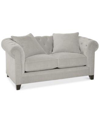 Martha Stewart Collection Saybridge Fabric Sofa Custom