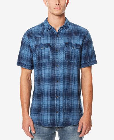 Buffalo David Bitton Men's Simpaq Plaid Shirt