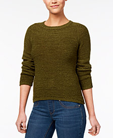 Style & Co Boat-Neck Sweater, Created for Macy's