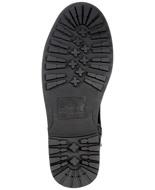 54ed39e12d2 Unlisted Men s C-Roam Zip-Up Boot   Reviews - All Men s Shoes - Men ...