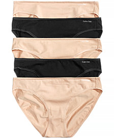 Calvin Klein 5-Pack Soft-Stretch Bikini QD3653