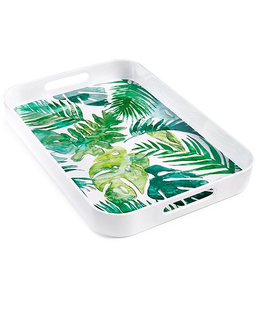 The Cellar CLOSEOUT! Tropicalia Tray, Created for Macy's
