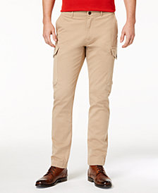 Michael Kors Men's Slim-Fit Cargo Pants