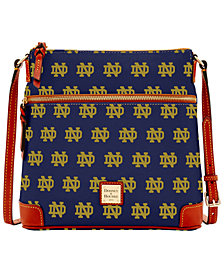Dooney & Bourke Notre Dame Fighting Irish Crossbody Purse