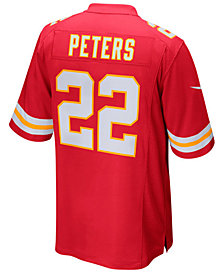 Nike Men's Marcus Peters Kansas City Chiefs Game Jersey