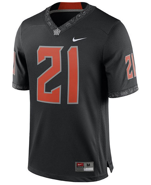 Nike Men's Oklahoma State Cowboys Replica Football Game Jersey