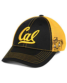 free shipping d976f 32a3e Top of the World California Golden Bears Peakout Stretch Cap