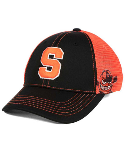 Top of the World Syracuse Orange Peakout Stretch Cap