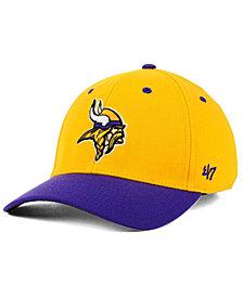 '47 Brand Minnesota Vikings Kickoff 2-Tone Contender Cap