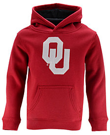 Outerstuff Oklahoma Sooners Prime Hoodie, Little Boys (4-7)