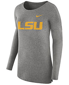 Nike Women's LSU Tigers Cozy Long Sleeve T-Shirt