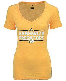 adidas Women's Nashville Predators Dassler T-Shirt