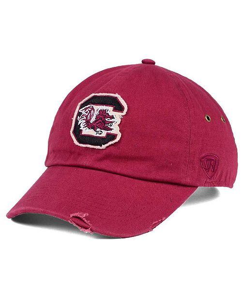 Top of the World South Carolina Gamecocks Rugged Relaxed Cap