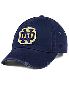 Top of the World Notre Dame Fighting Irish Rugged Relaxed Cap
