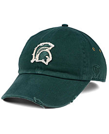 Top of the World Michigan State Spartans Rugged Relaxed Cap