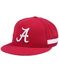 Nike Alabama Crimson Tide True Woven Stripe Snapback Cap