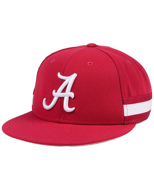 a5c3fe3b09f35 ... where to buy nike alabama crimson tide true woven stripe snapback cap  sports 7abf6 4d53c
