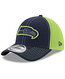 New Era Seattle Seahawks Pop Flect 39THIRTY Cap