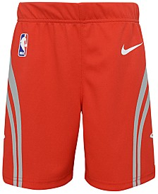 Nike Houston Rockets Icon Replica Shorts, Little Boys (4-7)