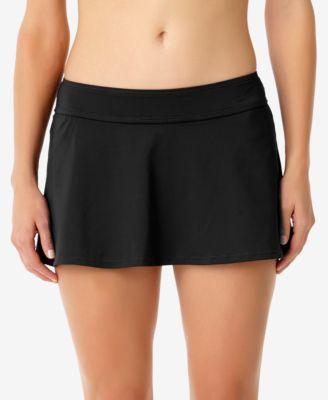 Live In Color Swim Skirt