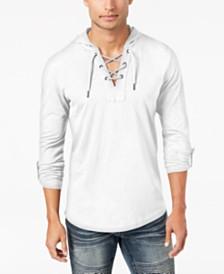 I.N.C. Men's Hooded T-Shirt, Created for Macy's