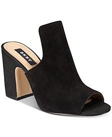Hester Mule Sandals