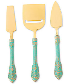 Shiraleah Antico Cheese Tools, Set of 3
