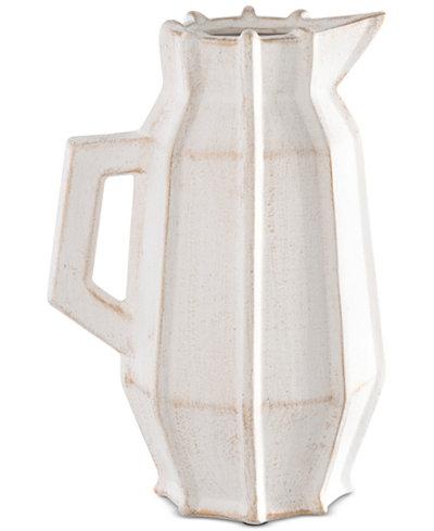 Shiraleah Nelson Pitcher Vase Medium Bowls Vases Macys