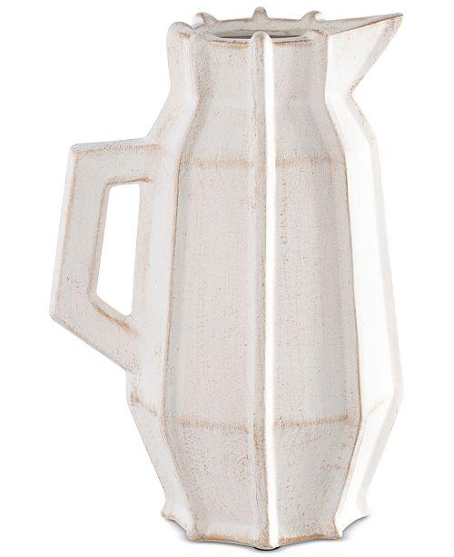 Shiraleah Nelson Pitcher Vase, Medium