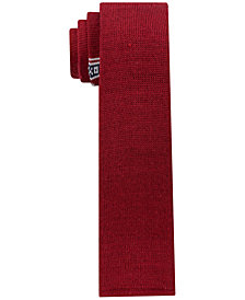 Tommy Hilfiger Men's Holiday Conversational Skinny Tie