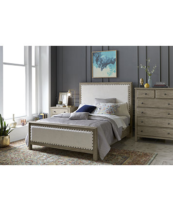 Parker Upholstered Bedroom Furniture Collection, Created for Macy\'s ...
