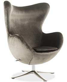 Jerin Swivel Chair, Quick Ship