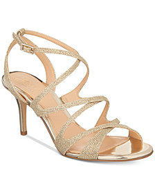 Jewel Badgley Mischka Tasha Evening Sandals
