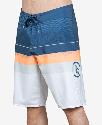 Volcom Men's Lido Liney Mod Stripe 21