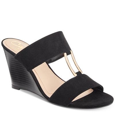 Callisto Sevelia Wedge Dress Sandals