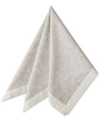 Waterford Peony Taupe Napkin