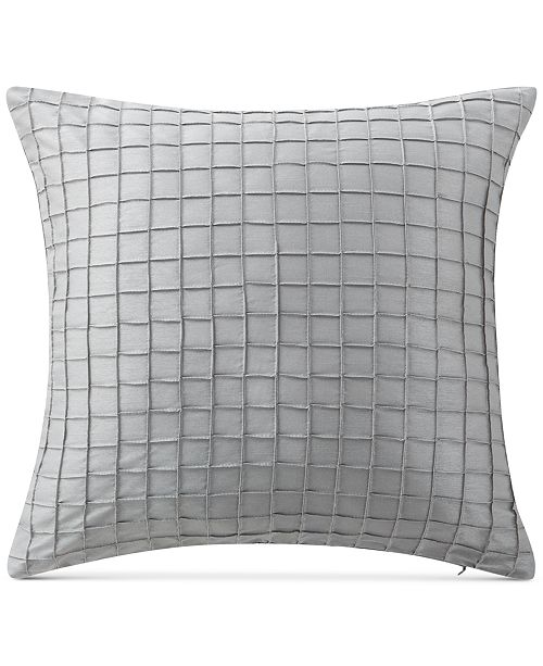 "Waterford  Ryan 18"" Square Decorative Pillow"