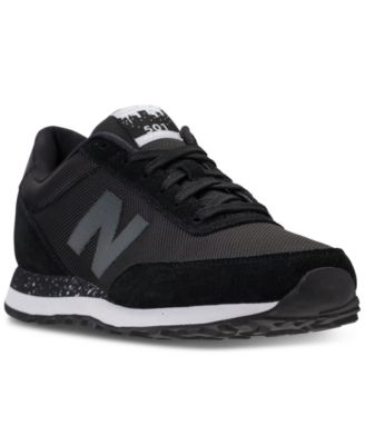 Image 1 of New Balance Men\u0027s L501 Suede Casual Sneakers from Finish Line