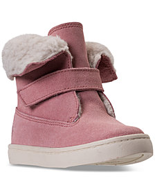 Polo Ralph Lauren Toddler Girls' Siena Booties from Finish Line