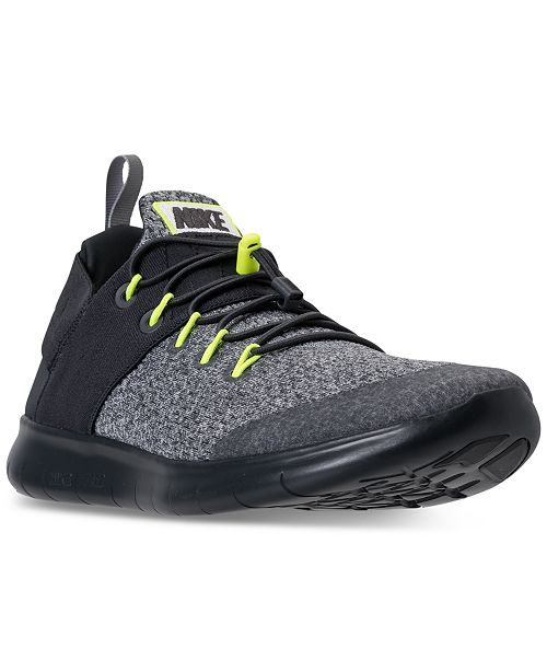 3b09f1fb79f23 ... Nike Men s Free Run Commuter 2017 Wide Running Sneakers from Finish ...
