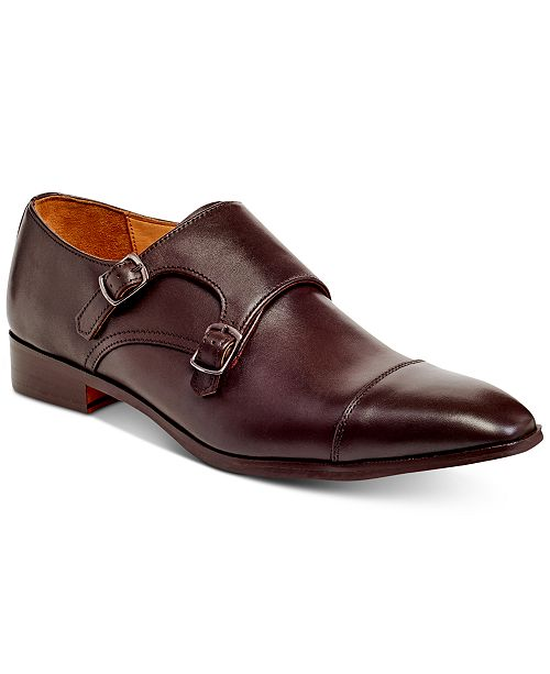 2d9776f068fb ... Carlos by Carlos Santana Men s Passion Double Monk-Strap Loafers ...
